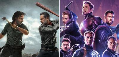 The Walking Dead und Avengers 4