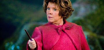 Harry Potter 5: Umbridge kurz vor dem pinken Untergang