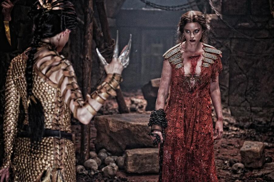 Conan (3D) mit Rose McGowan und Rachel Nichols