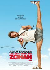 Leg dich nicht mit Zohan an - Poster