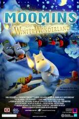 Moomins and the Winter Wonderland - Poster