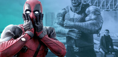 Ryan Reynolds als Deadpool bei Disney