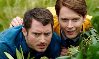 Dirk Gently's Holistic Detective Agency, Dirk Gently's Holistic Detective Agency Staffel 1 mit Elijah Wood und Samuel Barnett - Bild 11