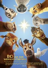 Bo und der Weihnachtsstern - Poster