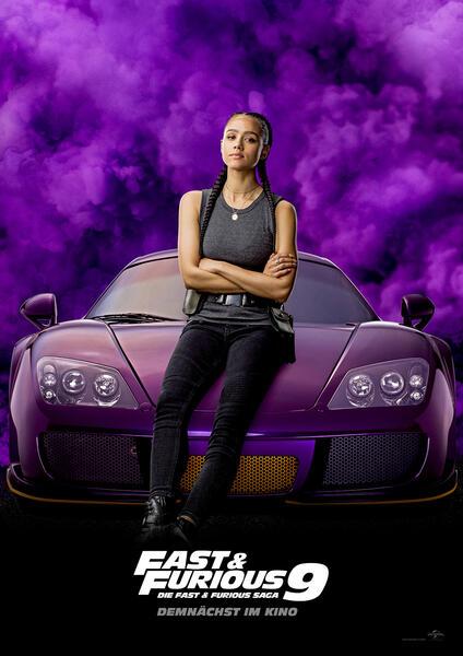 Fast & Furious 9 mit Nathalie Emmanuel