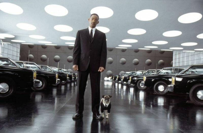 Men In Black 2 mit Will Smith