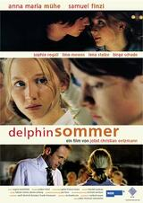 Delphinsommer - Poster