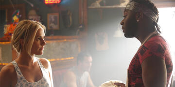 Sookie und Lafayette in True Blood