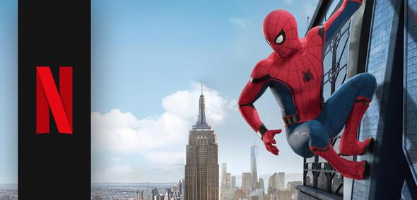 Spider-Man bei Netflix