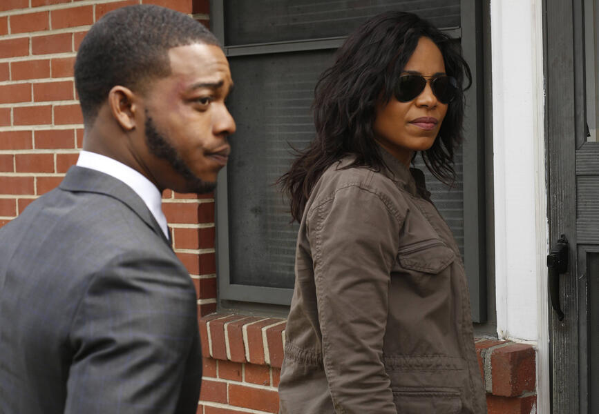 Shots Fired, Shots Fired Staffel 1 mit Sanaa Lathan und Stephan James