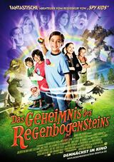 Das Geheimnis des Regenbogensteins - Poster