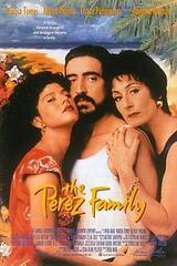 The Perez Family - Poster