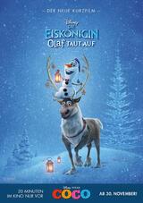 Die Eiskönigin - Olaf taut auf - Poster