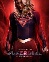 Supergirl - Staffel 4 - Poster