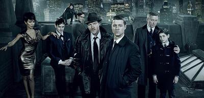 Der Cast von Gotham