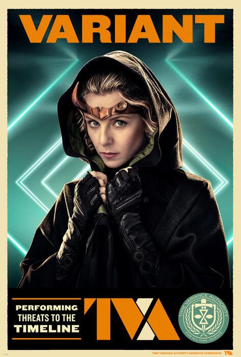 Loki, Loki - Staffel 1 mit Sophia Di Martino