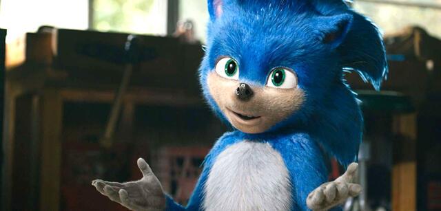 Sonic versteht die Welt nicht mehr