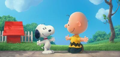 Wiedersehen macht Freude: Snoopy & Charlie Brown