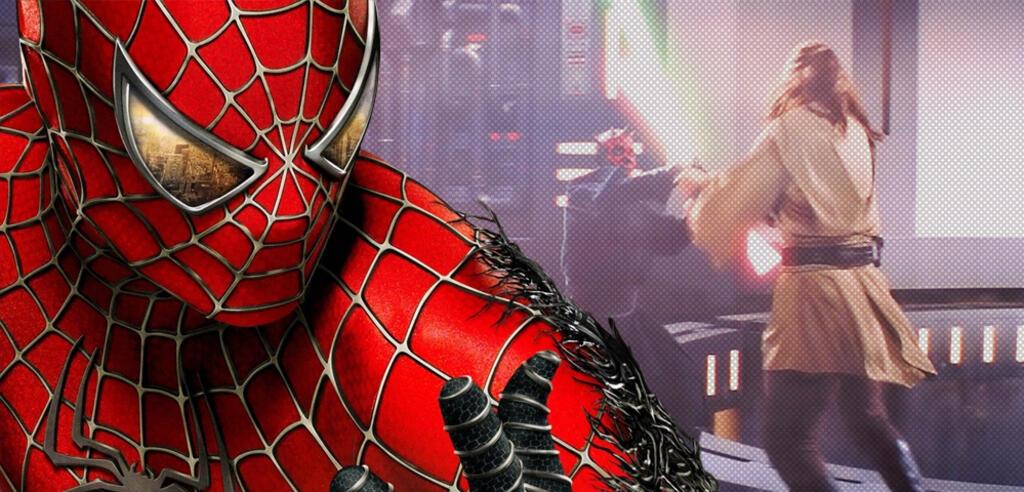 Spider-Man schaut im Star Wars-Universum vorbei
