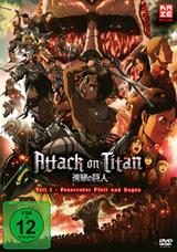 Attack on Titan: Feuerroter Pfeil und Bogen - Poster