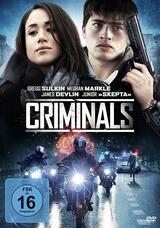 Criminals - Poster