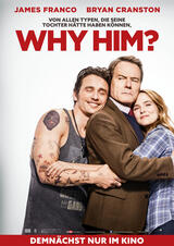 Why Him? - Poster