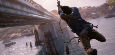 Uncharted 4 Behind-the-Scenes