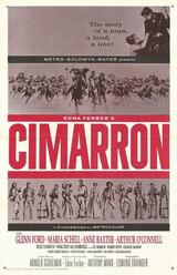 Cimarron - Poster