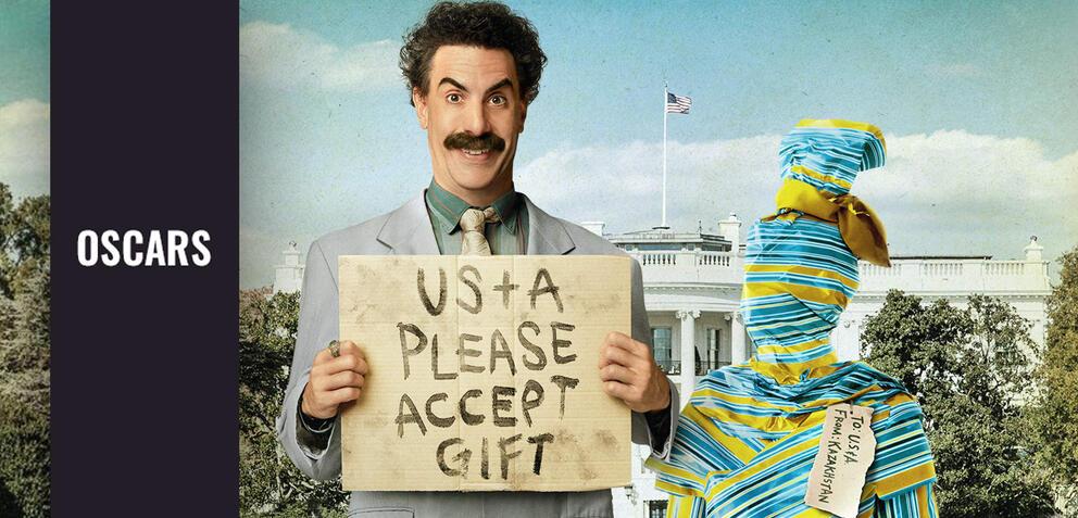 Oscar 2021: Borat 2 ist nominiert