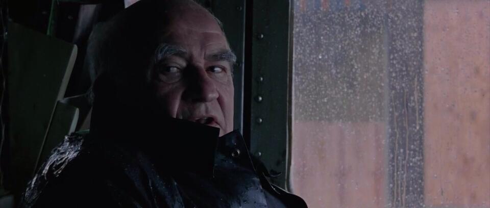 Hard Rain mit Edward Asner