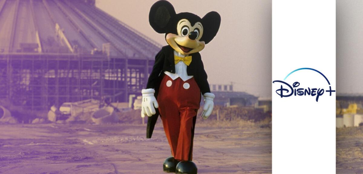 Beste Serie auf Disney+: Wenn ihr eine Doku schaut, dann Die Imagineering Story
