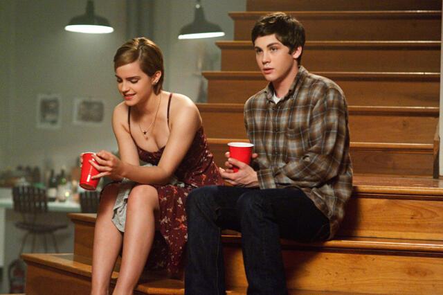 Vielleicht lieber morgen mit Emma Watson und Logan Lerman