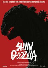 Shin Godzilla - Poster