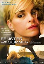 Fenster zum Sommer Poster