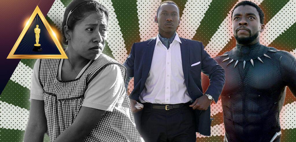 Drei Gewinner beim Oscar 2019