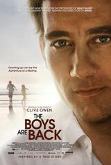 The Boys Are Back - Zurück ins Leben - Poster