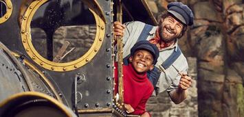 Bild zu:  Jim Knopf und Lukas der Lokomotivführer