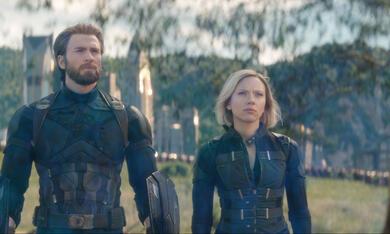 Avengers 3: Infinity War mit Scarlett Johansson und Chris Evans - Bild 7