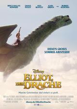 Elliot, der Drache - Poster