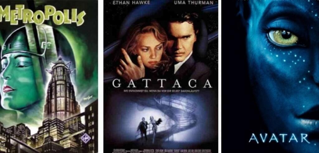 Science Fiction Filme Top 100
