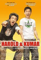 Harold & Kumar - Poster