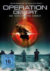 Operation Desert - Die verschwundene Einheit - Poster