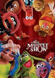 Lgpp31560 curtain up the muppet show poster