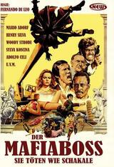 Der Mafiaboss - Poster