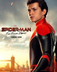 Spider-Man: Far From Home (Peter Parker/Spider-Man)