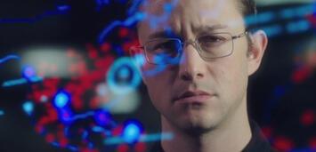 Bild zu:  Joseph Gordon-Levitt als Edward Snowden