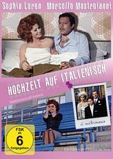 Hochzeit auf Italienisch - Poster