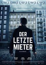 Der letzte Mieter - Poster
