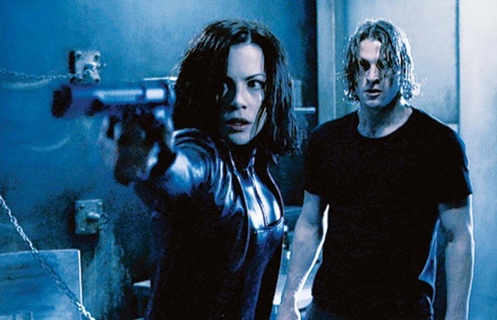 Underworld mit Kate Beckinsale und Scott Speedman