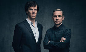 Sherlock Staffel 4 mit Benedict Cumberbatch und Martin Freeman - Bild 166